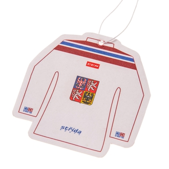 Air Freshener Czech Ice Hockey Team Jersey