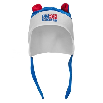 Baby cap Czech Ice Hockey Team with ears