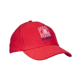 Cap red inscription Czech Ice Hockey