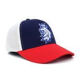 Cap in tricolore with the logo of Czech hockey
