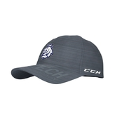Cap CCM grey text CZECH on peak