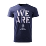 Men´s T-Shirt CCM WE ARE CH navy