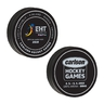 Official puck Carlson hockey games