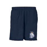 Shorts for men sport logo lion