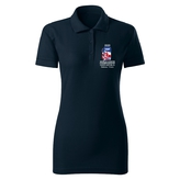 T-shirt for ladies polo logo on heart WM20