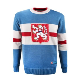 Retro jumper á la jersey from 1947