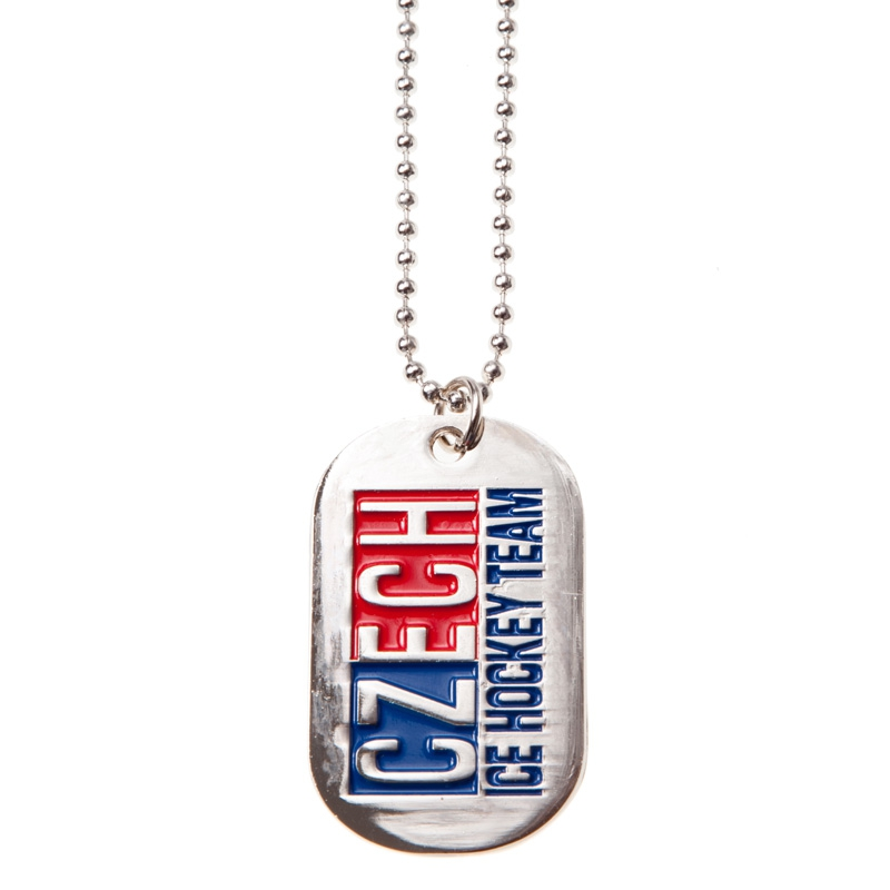 Dog tag Czech Ice Hockey Team
