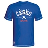 Men's WE ARE CZECH Blue T-Shirt