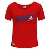 Women's T-Shirt CZECH ME