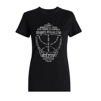 Women's Helmet T-Shirt