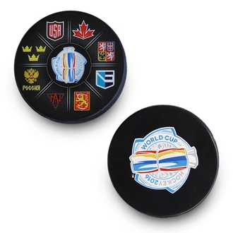 Puck World Cup of Hockey Toronto 2016 all team