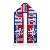 Knitted scarf CZECHIA HOCKEY LAND Lion 1+1