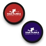 Puck with logo Hlinka Cup