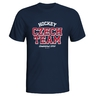 Men´s T-Shirt  Hockey Czech Team established 1908