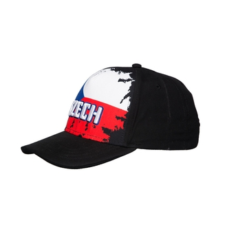 Cap with the Flag of the Czech republic