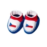 Slippers Czech Flag