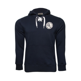 Men´s hoodie Laces Hall of Fame navy