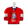 Mini jersey Czech ice hockey