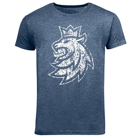 Men´s T-Shirt with logo of Lion Czech ice hockey