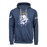 Men´s hoodie with Lion of Czech ice hockey