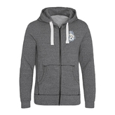 Men´s hoodie gray blend Lion Czech ice hockey
