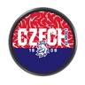 Puck CZECH inscription in pattern CH