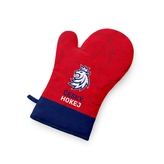Kitchen glove Czech Hockey logo