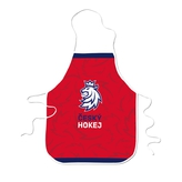 Kitchen apron Czech Hockey logo