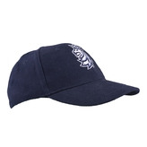 Kid's cap basic logo lion Czech Hockey - navy