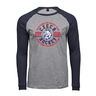 Men's shirt long sleeve circular logo CH